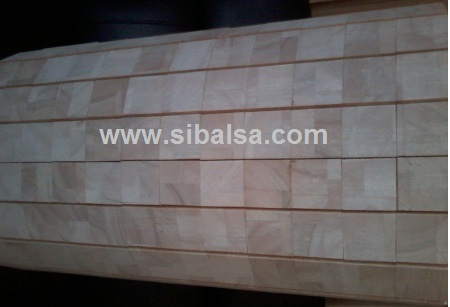 balsa end grain sheet